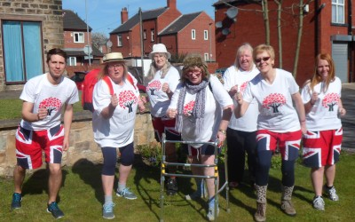 Volunteers needed for our walking group