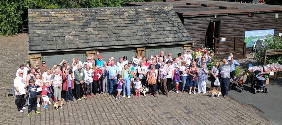 A lovely day for BIADS' 8th annual sponsored walk