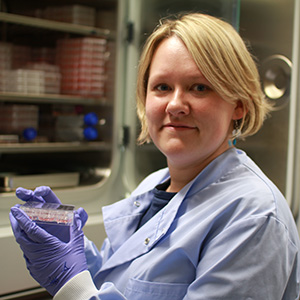 Dr Selina Wray becomes our second ambassador