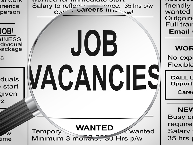Recruiting for a services manager