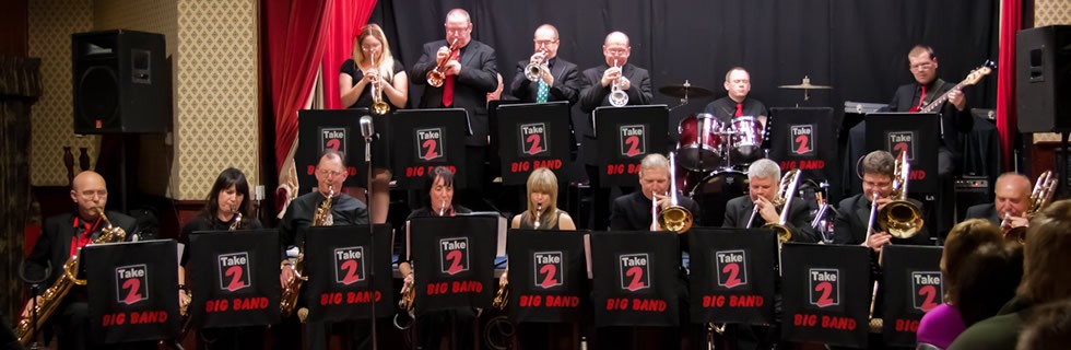 Take2 Big Band hold concert for BIADS